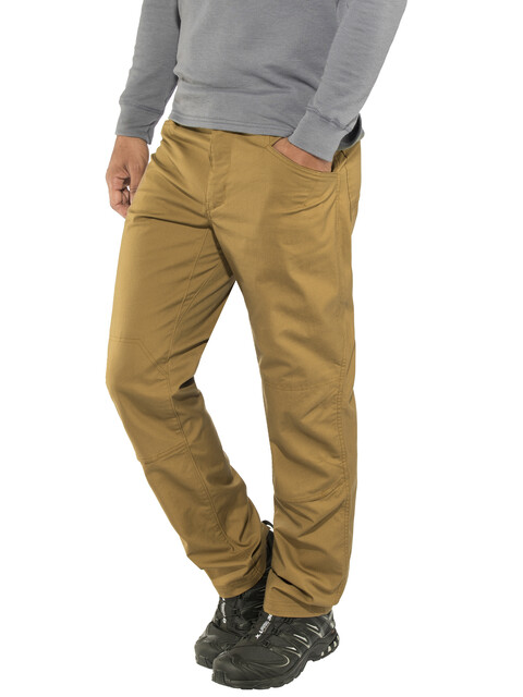 Patagonia Gritstone Rock - Pantalon long Homme - marron
